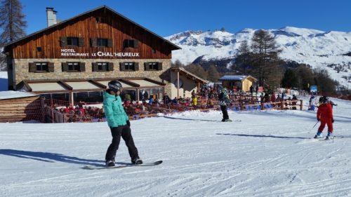 Le Chal'Heureux - top 10 des plus belles terrasses d'altitude