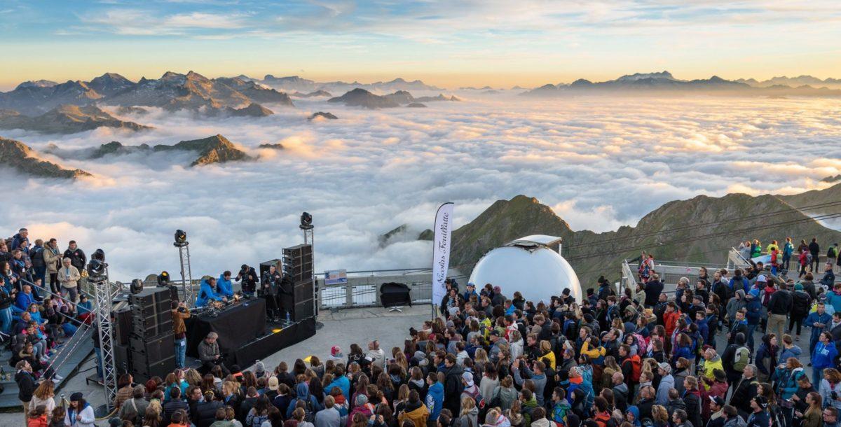 Top 10 des plus belles terrasses d'altitude