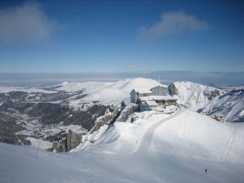 Le Pic du Sancy - top 10 des plus belles terrasses d'altitude