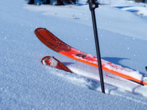 Skis de freerando © Rossignol