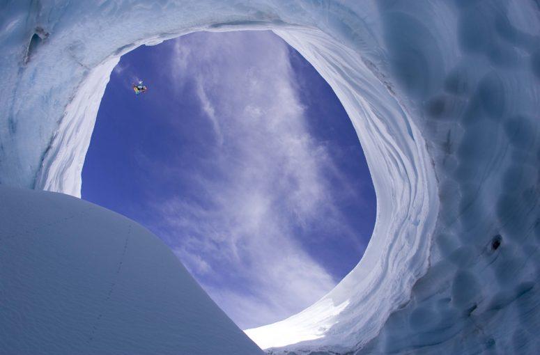 Un tour du monde sur la neige avec Eric Bergeri
