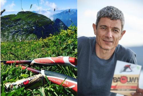 Benoît Nave et ses barres de céréales Baouw Organic Nutrition