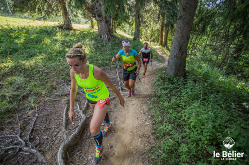 Trail Le Bélier - La Clusaz
