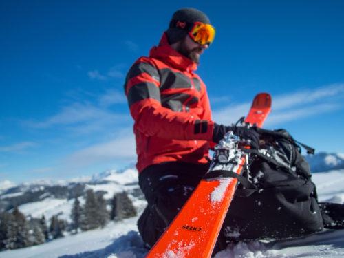 Sac à dos pour le ski Millet