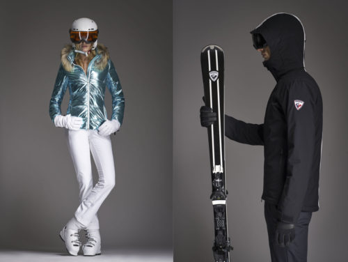Collection Hiver 2017/2018 © Rossignol