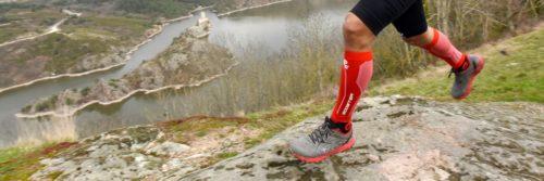 BV Sport - Team Trail - Chaussettes de compression