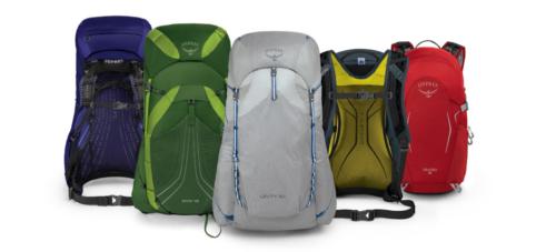 sacs à dos © Osprey