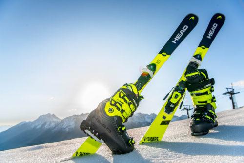Tendances ski - Head