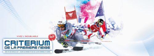 Criterium Coupe Monde Ski Alpin