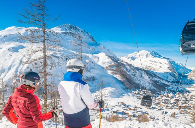 5 pistes mythiques des Alpes françaises