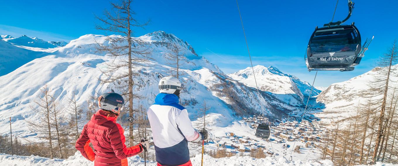 Val d'Isère Ski Resort Village