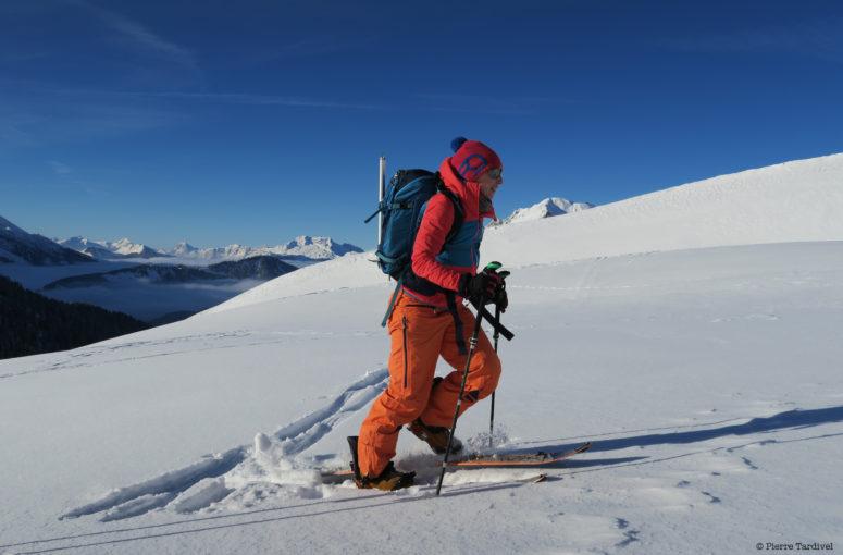 Préparer sa sortie de ski de randonnée : les ba.ba