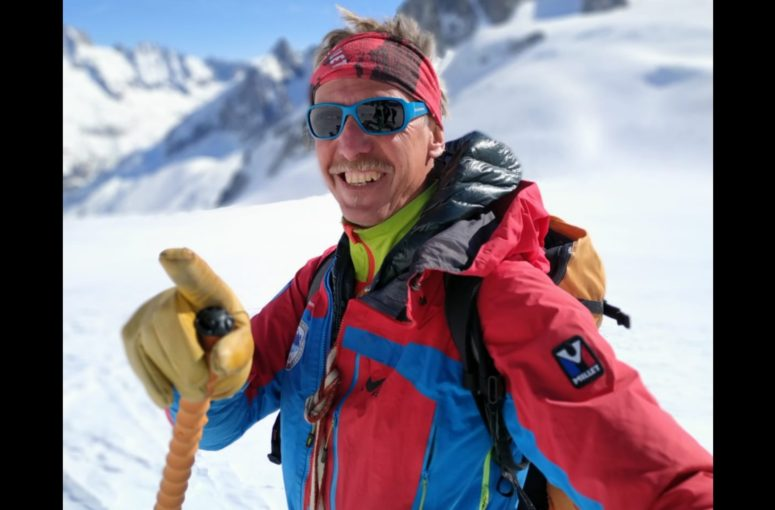 Daniel Traber : profession guide de haute montagne !