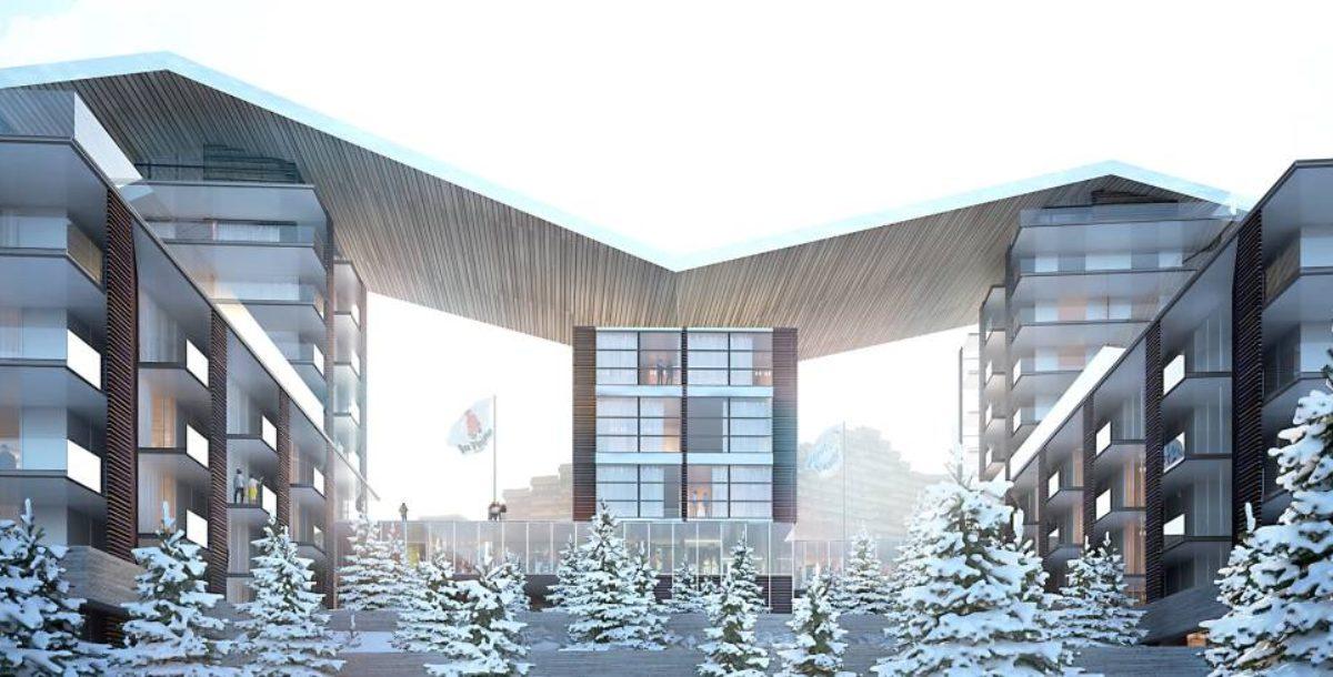 La station de montagne du futur: comment skierons-nous en 2035 ?