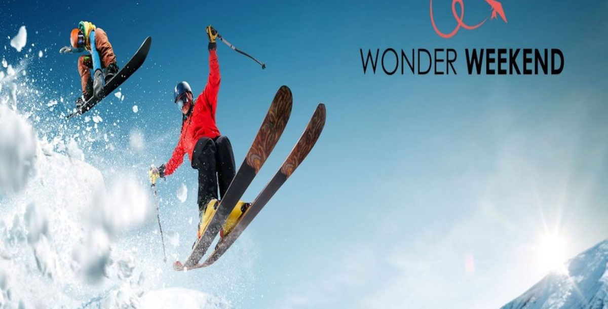 Réserver son weekend ski avec Wonder Weekend