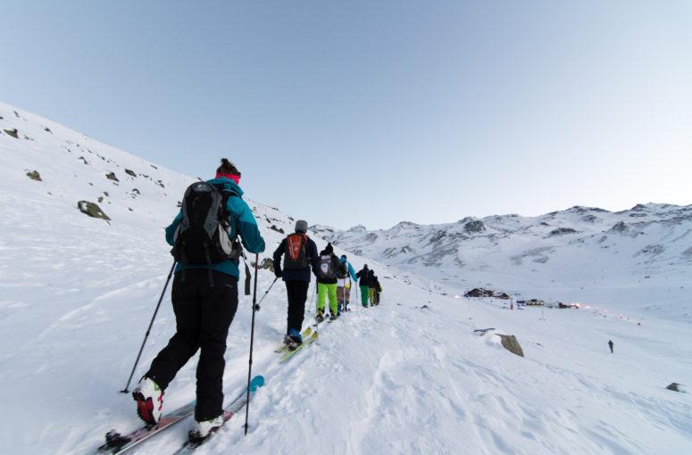 Le ski de rando sans danger : les pistes boucles et itinéraires balisés permanentes