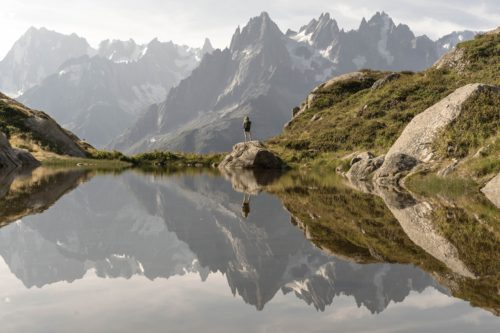 Baptiste Gousset - Lac Blanc à Chamonix-Mont Blanc