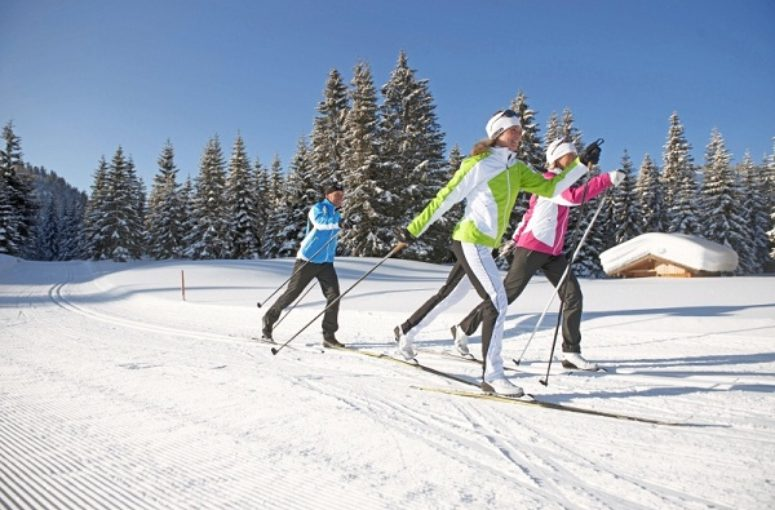 Le (ski de) fond c'est la forme