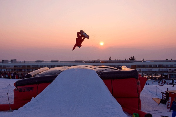 Air Bag Ski