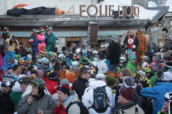 La Folie Douce Val d'Isère
