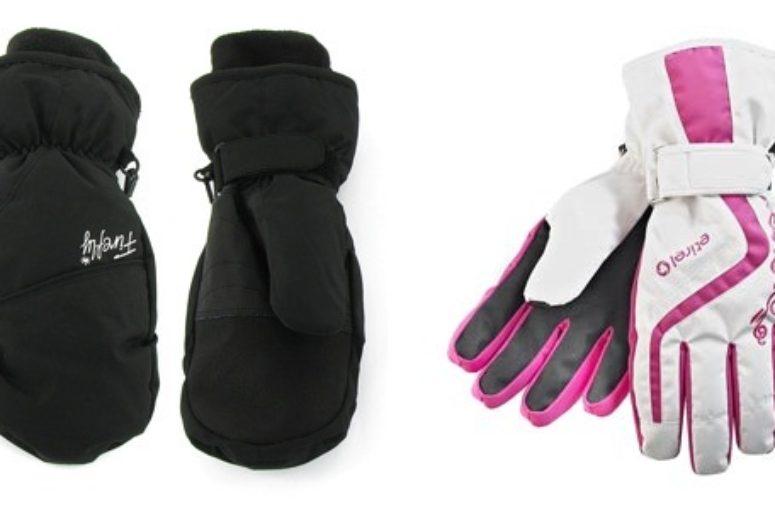 Moufles ou gants ?