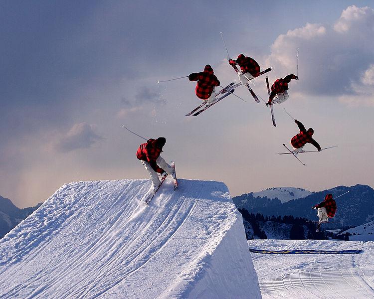 Ski Freestyle - © Tous droits réservés