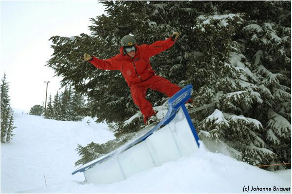 Freestyler en action - © Johanne Briquet