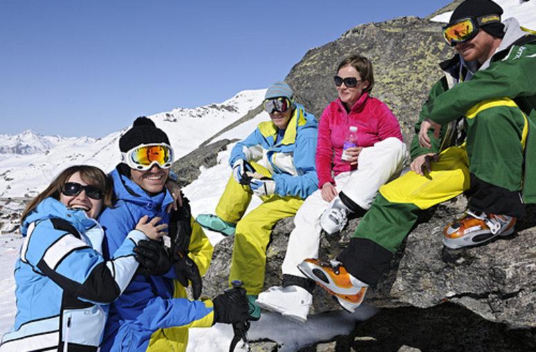 La température monte ? Profitez-en pour skier léger !