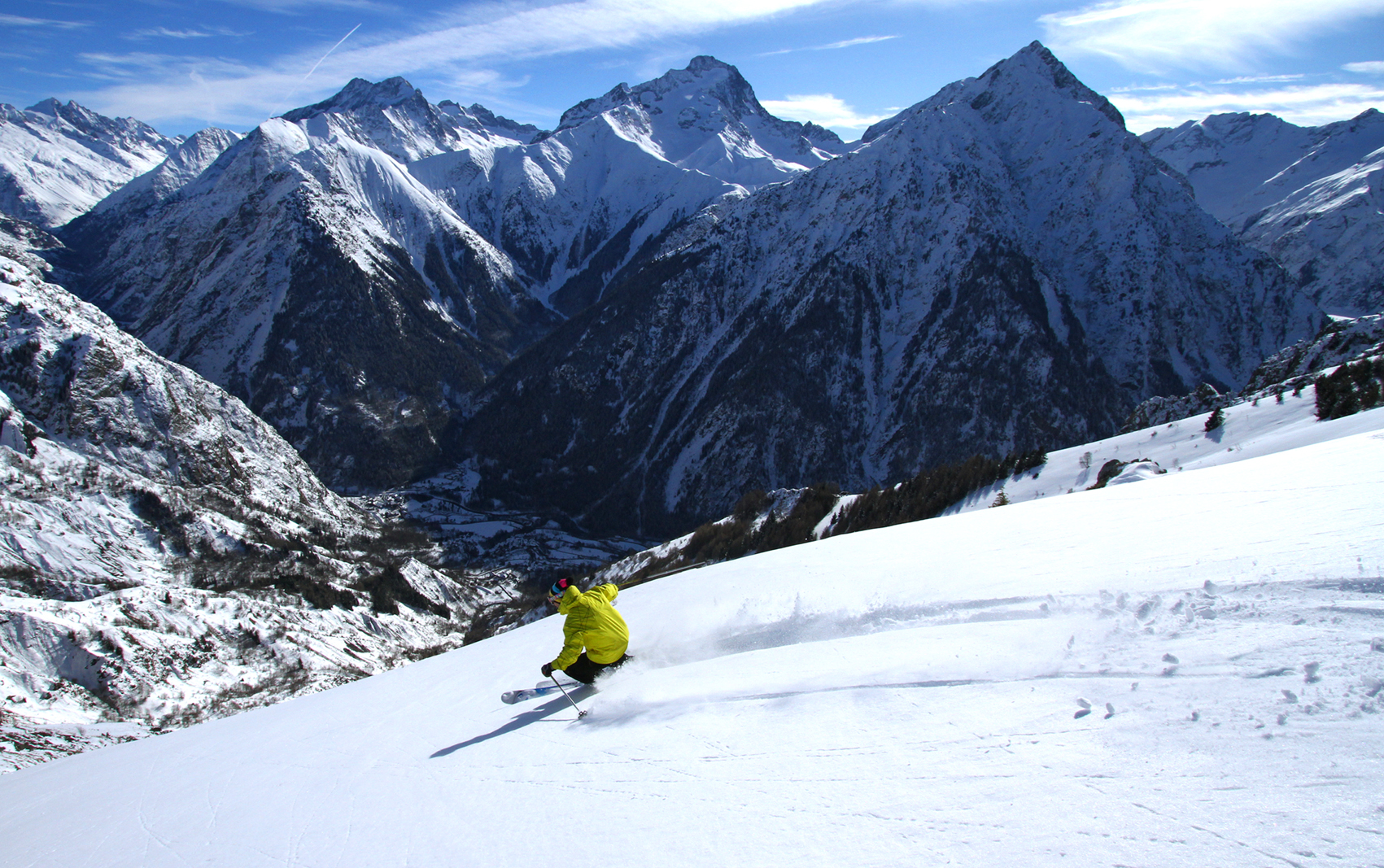 Les 2 Alpes © OT Les 2 Alpes – Bruno Longo