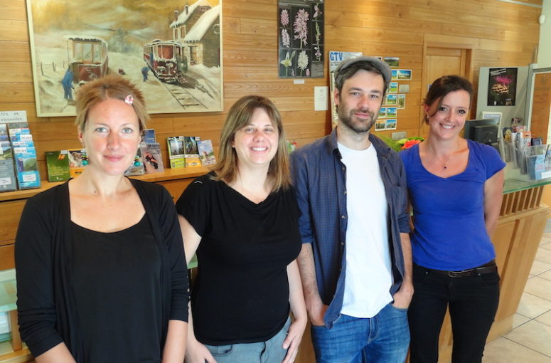 Interview : Laurie Martin, Directrice d'Office de Tourisme à Lans-en-Vercors