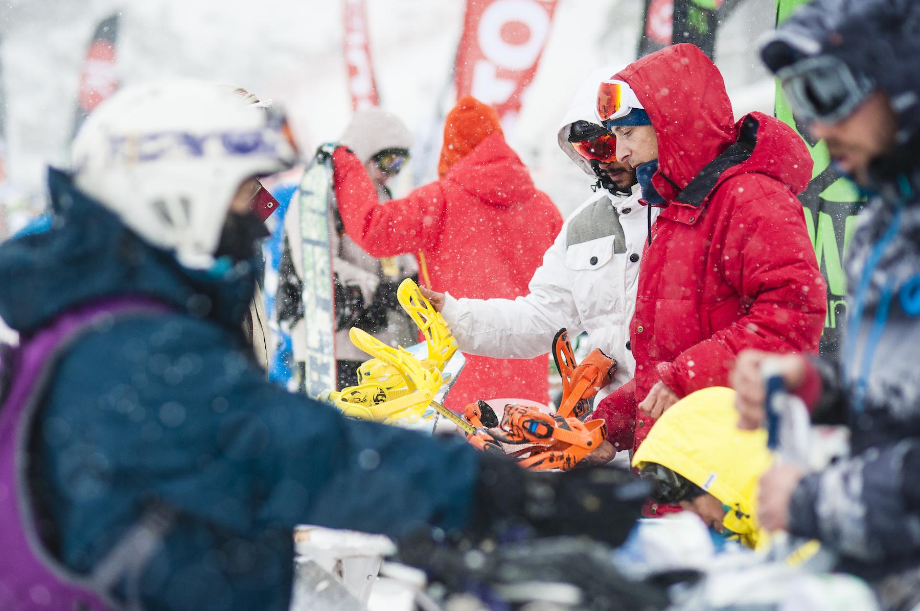 Tests de ski en avant-première : Rock On Snowboard Tour