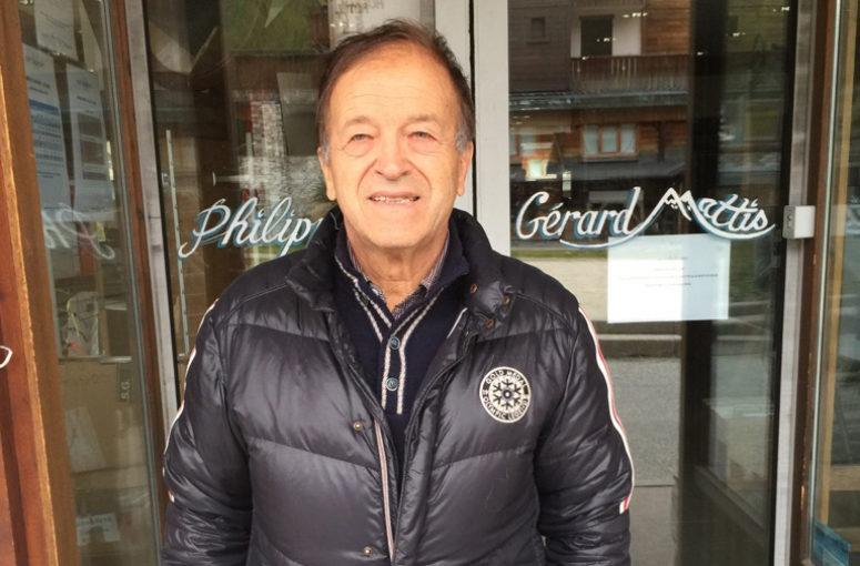 « Il faut être différent pour perdurer » - Gérard Mattis, fondateur et gérant des magasins Intersport à Val d'Isère