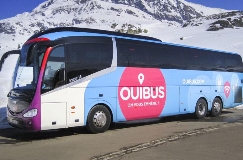 Partez au ski avec Ouibus dans plus de 20 stations !