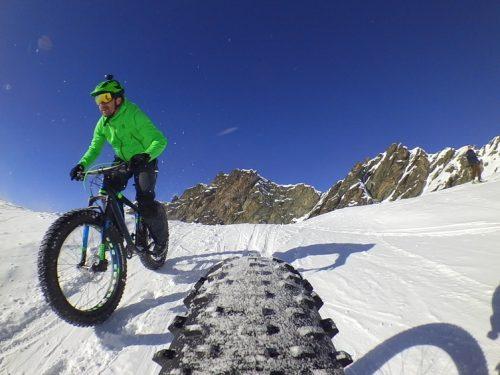 Fatbike (VTT sur neige)