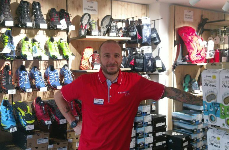 Jérémy Le Goff, expert en chaussures de rando et trail, nous explique tout sur la pronation !