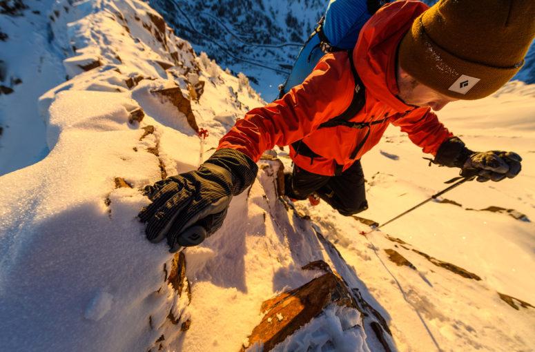 Comment est conçu un gant de ski ?