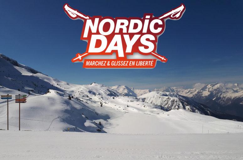 Les Nordic Days sont de retour à Oz-en-Oisans !