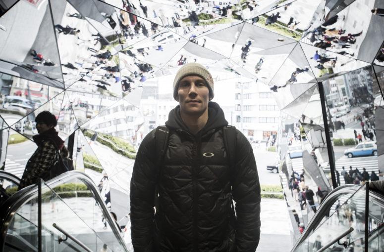 Richard Permin, un skieur complet!