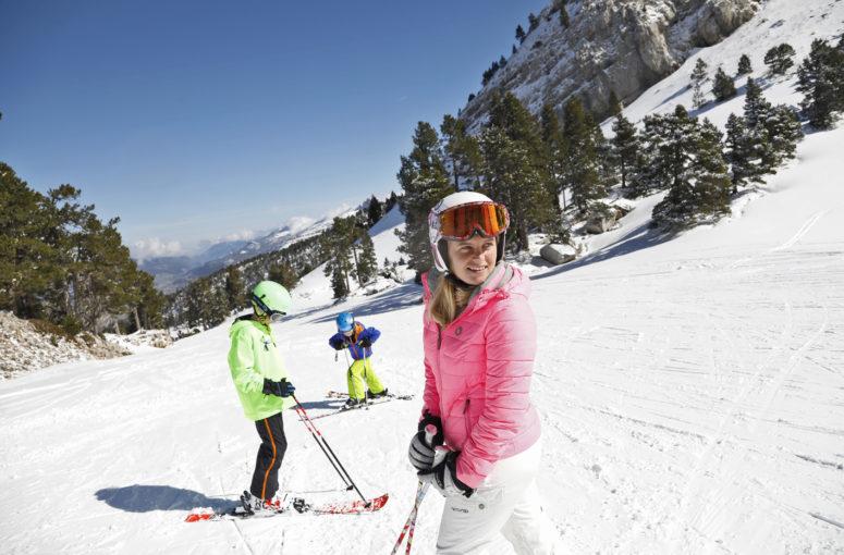 Le printemps du ski: pourquoi c'est bon?