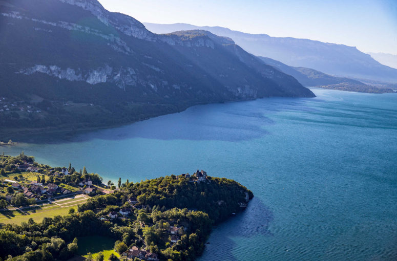 Plouf, profitez des lacs alpins cet été !