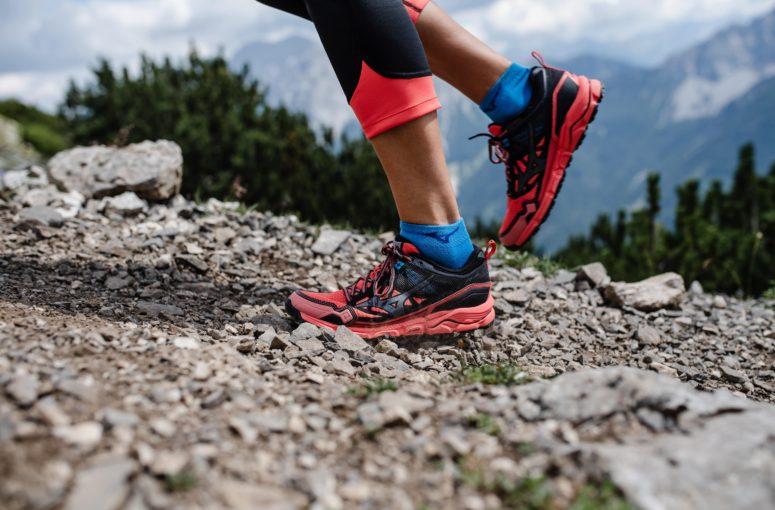 Trek, rando, trail : le jeu des différences entre les semelles
