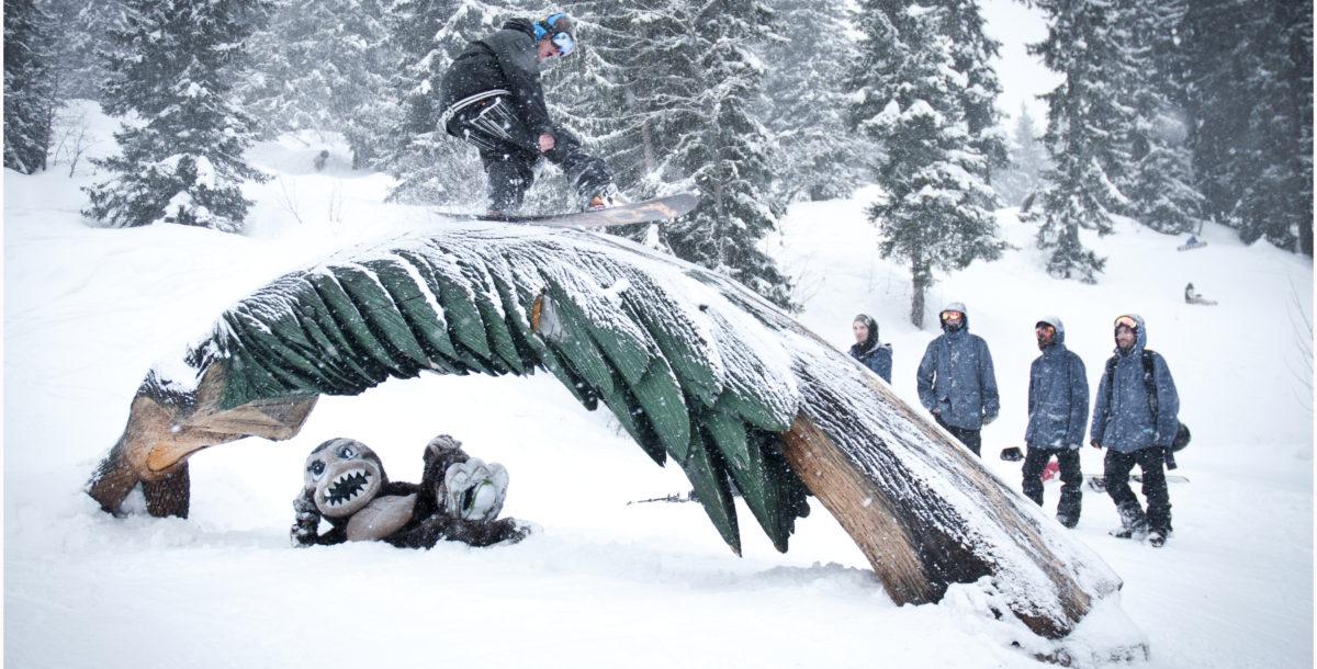 Top 5 des snowparks en France