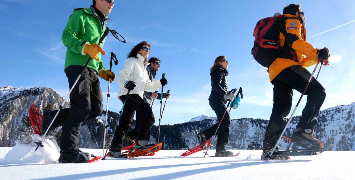 Que faire à la neige sans remontées mécaniques?
